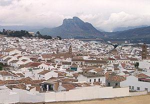 Antequera and Peña de los Enamorados