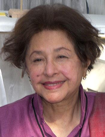 Bapsi Sidhwa at the 2008 Texas Book Festival, ...