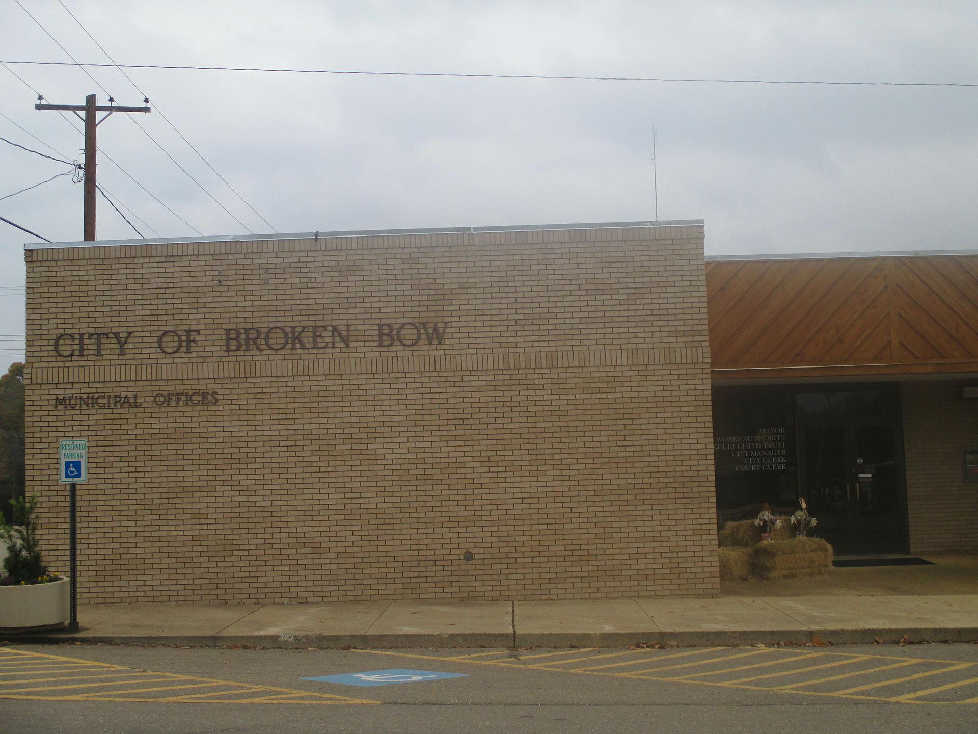 Broken Bow Oklahoma  Wikipedia