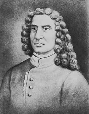 Portrait de Charles Jacques Huault de Montmagn...
