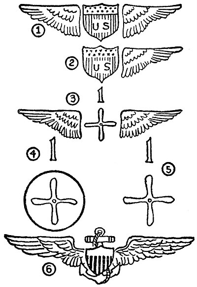 Collier's New Encyclopedia (1921)/Military Insignia