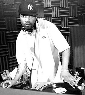 English: DJ Scratch in October 2005.