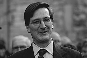 Dominic Grieve, British Conservative politician.
