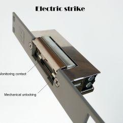 Electric Door Strike Wiring Diagram Kicker Subwoofer Diagrams Deuropener - Wikipedia