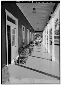 File Front Porch - Pioneer Hotel And Streets