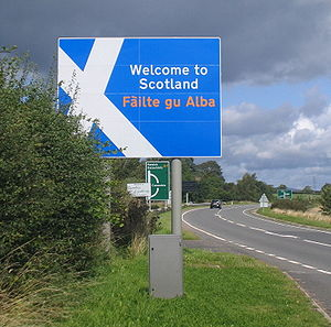 Fàilte gu Alba!