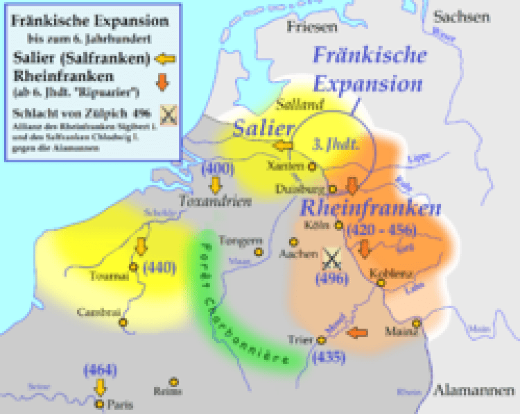 5世紀のガリア