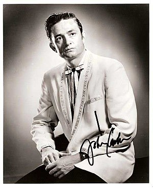 English: Johnny Cash promotional picture for S...