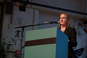 Marietje Schaake @ State of Social Media Summit