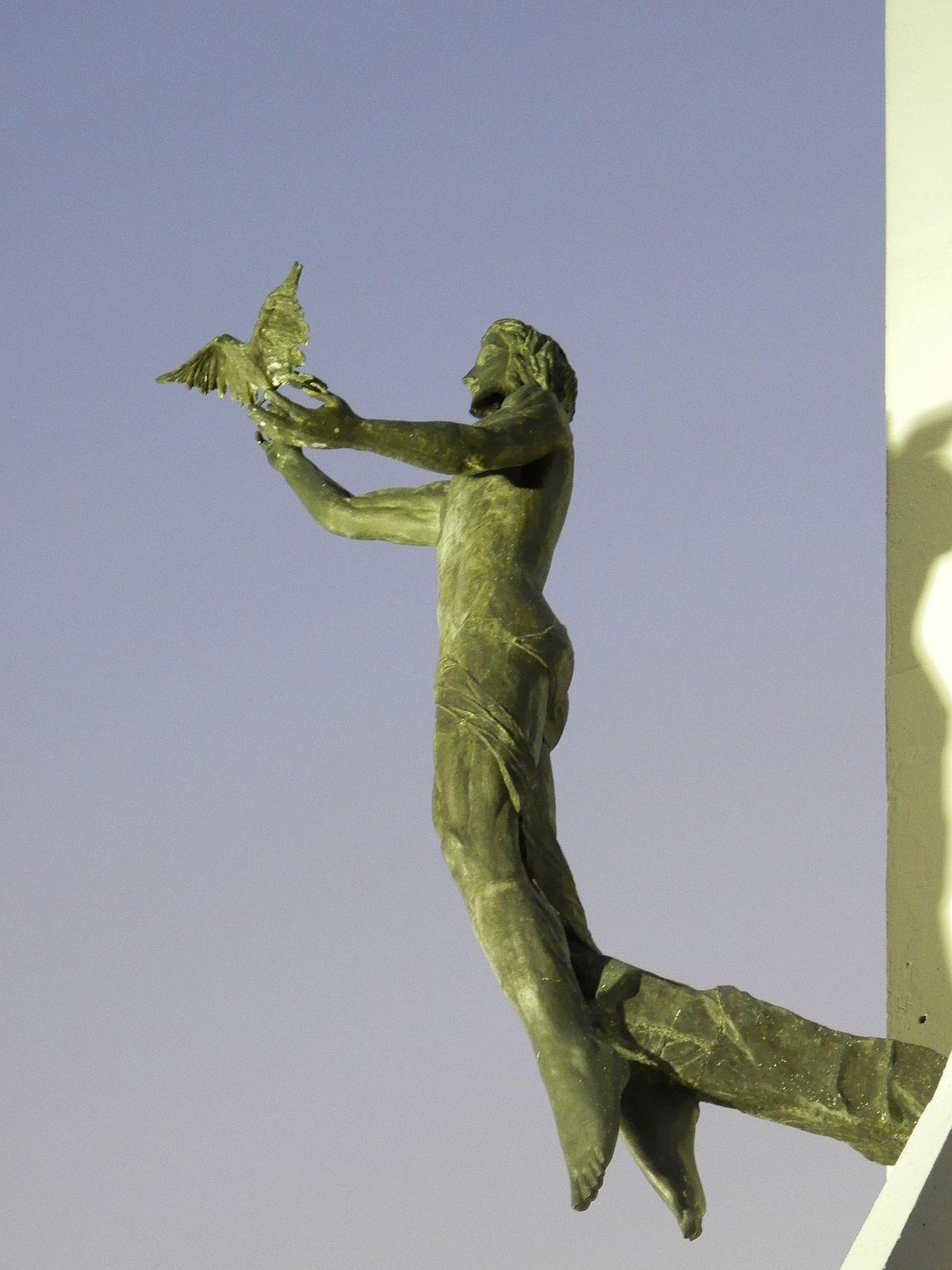 Monumento Cristo de La Paz  Wikipedia la enciclopedia libre