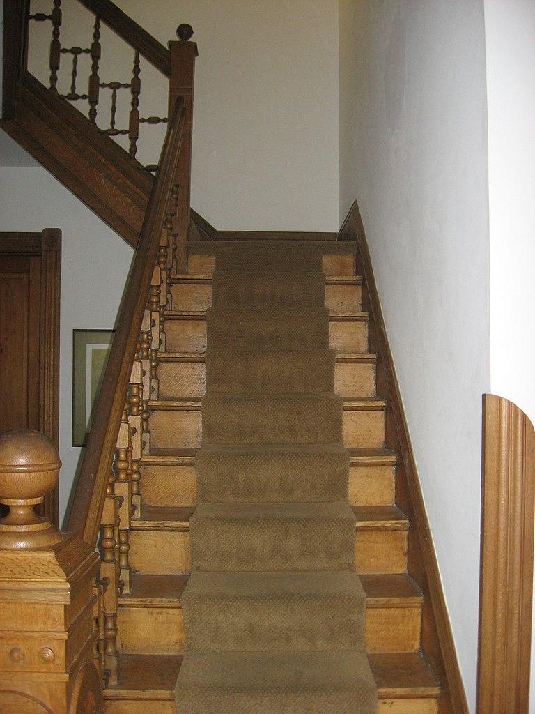 FileMorgan House Bloomington stairsjpg  Wikimedia Commons