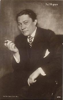 Paul Wegener  Wikipedia