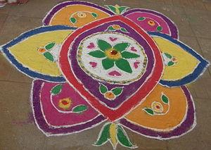 Rangoli,kolam,chennai,Tamil Nadu தமிழ்: ரங்கோல...