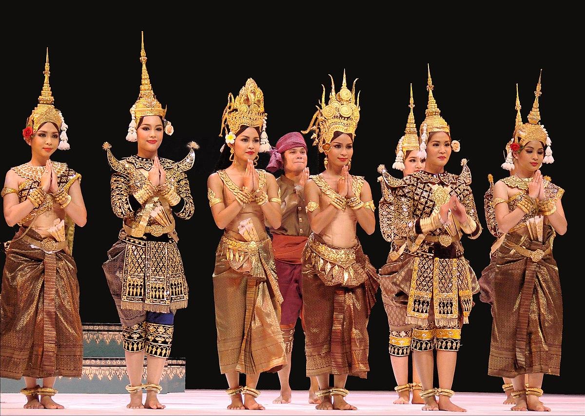 Culture Of Cambodia Wikipedia