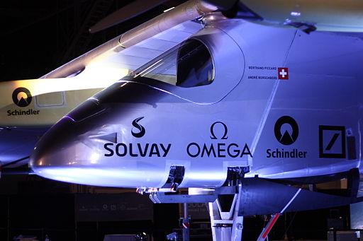 Solar Impulse JFK July 14 2013