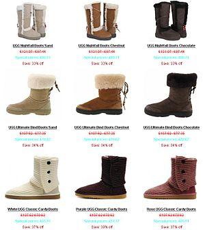 Ugg discount boots