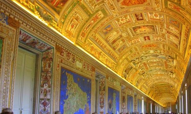 Vatican. Galery IMG 4451