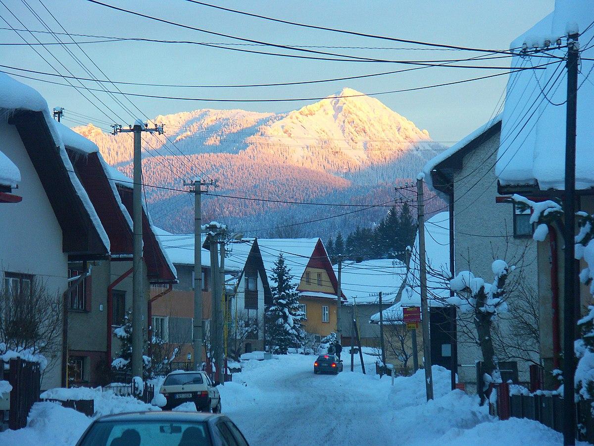 Slovacchia orientale  Wikivoyage guida turistica di viaggio