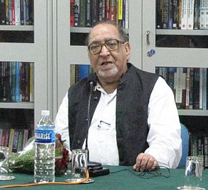 English: , a prominent Indian muslim scholar i...