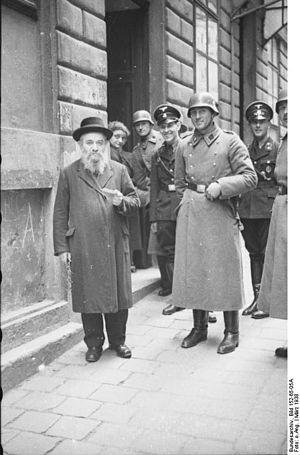 Bundesarchiv Bild 152-65-05A, Wien, SS-Razzia ...