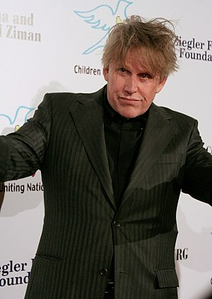 Gary Busey at the Billboard-Children Uniting N...