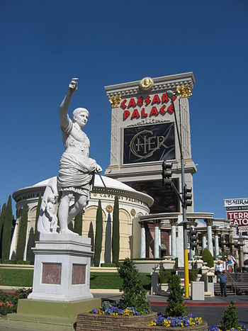 Caesars Palace, is a luxury hotel and casino l...