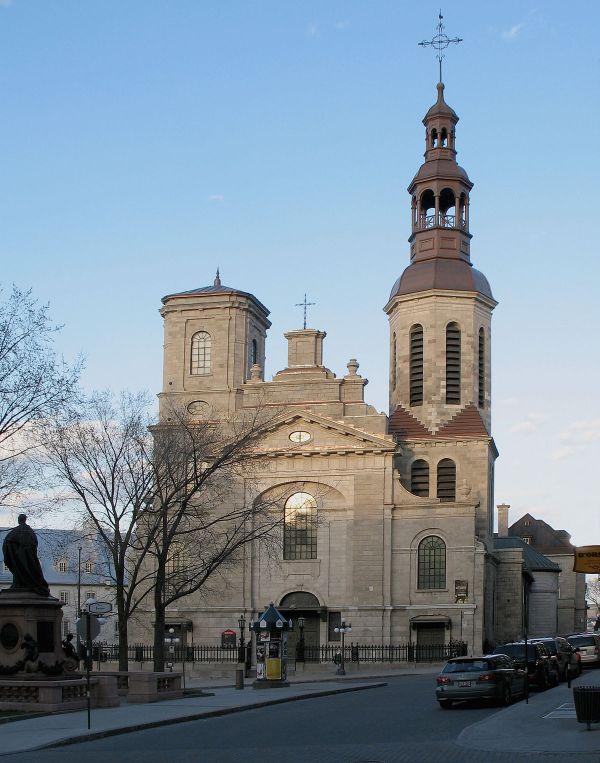 Notre Dame De Quebec Basilica Cathedral