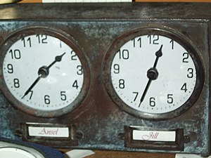 Double Clocks