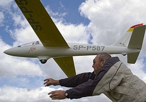 Dave Woods Airworld Fox is launched by Roger R...