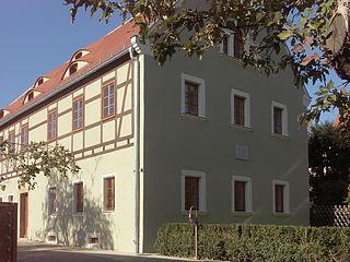 Schäfersches Gut (Lohengrinhaus) in Graupa