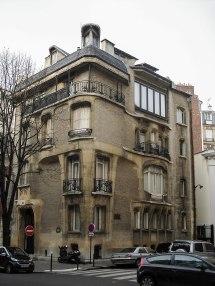 Hotel Guimard Paris