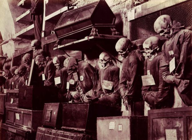 Catacombes de Palerme
