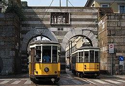 Rete tranviaria di Milano  Wikipedia