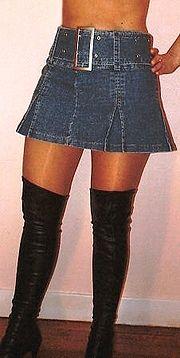 minigonna  Wikizionario