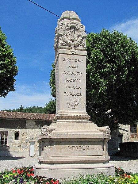 File:Monument aux morts de beynost.JPG
