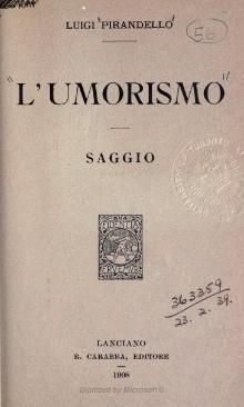 Luigi Pirandello  Wikipedia