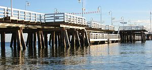 Sopot, Poland. The longest wooden pier in Euro...