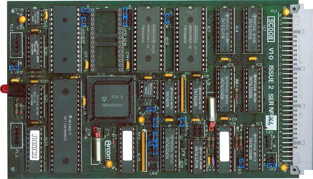 Printed Circuit Board Jumpers