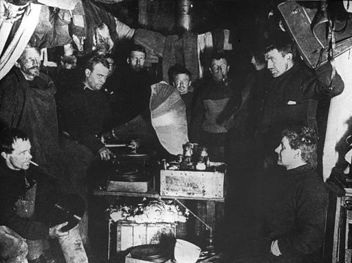 Shackleton nimrod 27