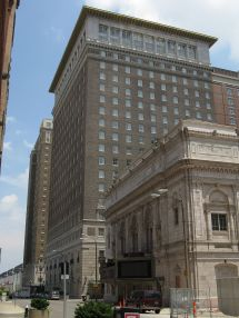 Marriott St. Louis Grand Hotel - Wikipedia
