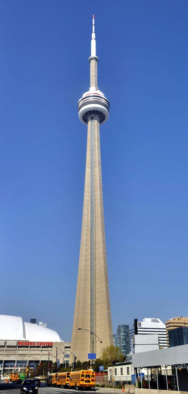 Cn Tower - Wikidata