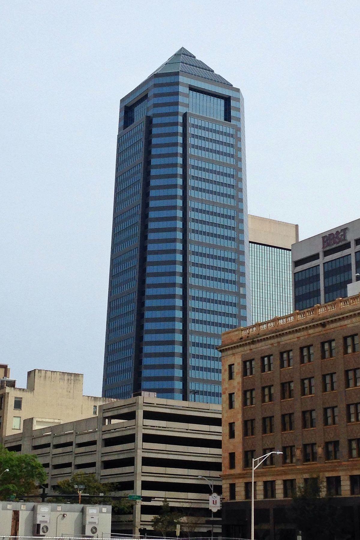 Bank of America Tower Jacksonville  Wikipedia