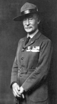 Lord Robert Stephenson Smyth Baden-Powell, I barón de Gilwell