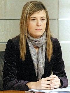 """Ministra Bibiana Aído, la """"miembra"""""""