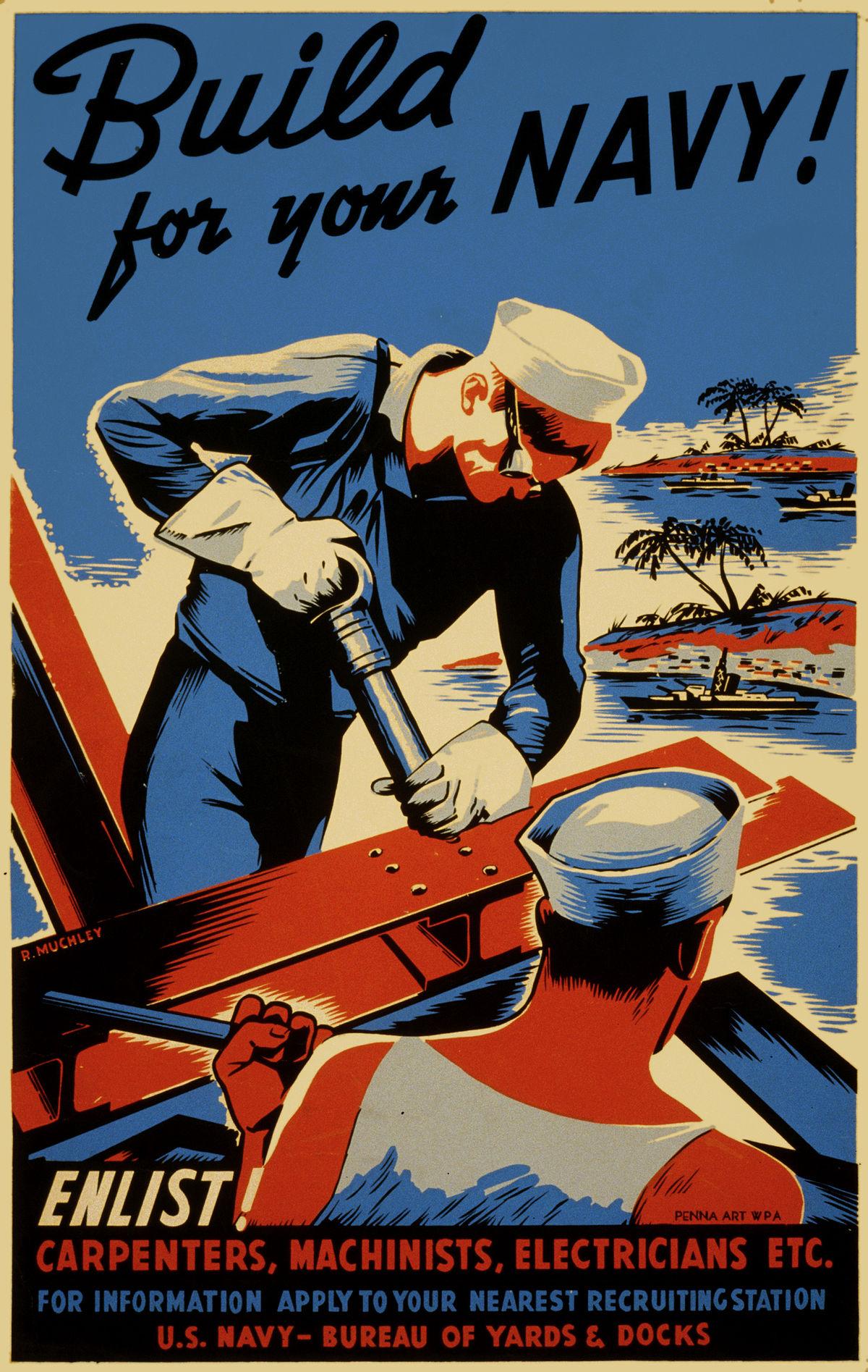 Seabees in World War II  Wikipedia