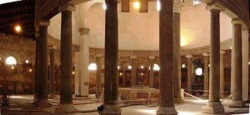 Celio - santo Stefano Rotondo - interno in res...