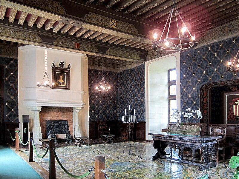 Chaumont salon
