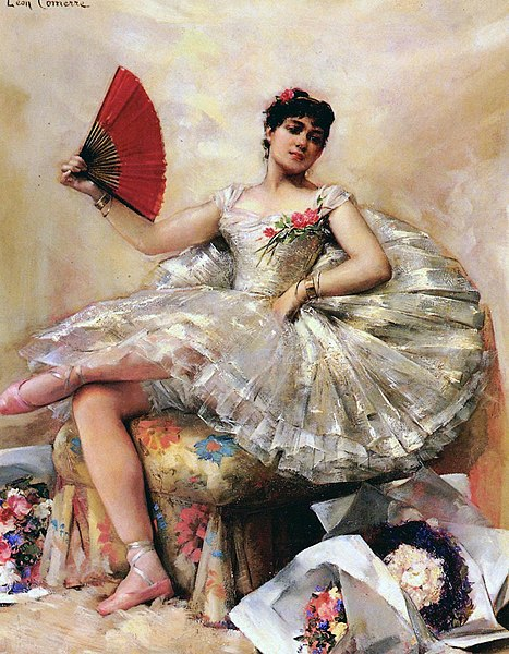 File:Comerre Leon Francois Portrait Of The Ballerina Rosita Mauri.jpg
