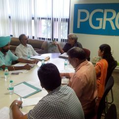 What Is A Chairperson In Meeting Plastic Yard Chairs File Dr Parmod Kumar Chairman Punjab Governance Reforms