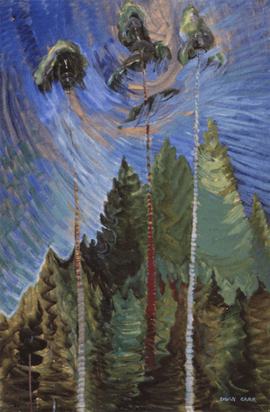 Odds and Ends, by Emily Carr (1871-1945)